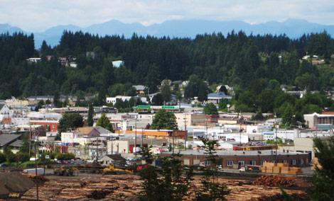 Natural Resource Jobs Washington